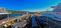 Seattle Cruise Terminals